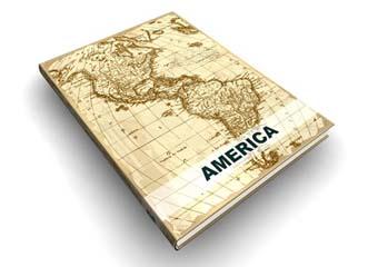 Ein Atlas soll gescant werden