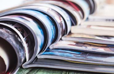 Magazine und Zeitschriften sollen gescant werden