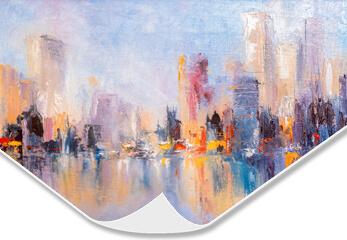 Aquarell Gemälde als Fine Art Druck auf Aquarella Künstlerpapier